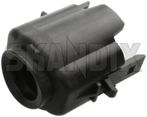 Halter, Sensor Einparkhilfe hinten 12786615 (1046478) - Saab 9-3 (2003-) - 93 93 9 3 halter sensor einparkhilfe hinten Original hinten hinterer
