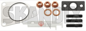 Mounting kit Turbo charger  (1047420) - Volvo C30, C70 (2006-), S40 V50 (2004-), S80 (2007-), V70 (2008-) - mounting kit turbo charger Own-label charger turbo