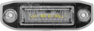 Kennzeichenleuchte  (1047855) - Volvo C70 (2006-), S40 V50 (2004-), S60 (2011-2018), S60 XC (-2018), S80 (-2006), V50, V60 (2011-2018), V60 XC (-18), V70 XC70 (2008-), XC60 (-2017), XC90 (-2014) - cabrio cross country estate gelaendewagen kennzeichenbeleuchtung kennzeichenlampe kennzeichenleuchte kennzeichenleuchten kombi limousine nummernschildbeleuchtung nummernschildbeleuchtungen nummernschildlampe nummernschildlampen nummernschildleuchte nummernschildleuchten s40 s40ii s60 s60ii s80 s80i s80l sedan stufenheck suv v50 v60 v70 v70iii v70xc wagon xc xc60 xc70 xc90 Hausmarke 10 10leuchtmittel dichtung gluehbirne gluehlampe led leuchtdiode leuchtmittel mit