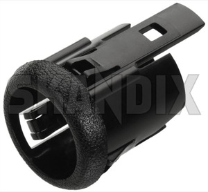Holder, Sensor Parking assistant rear left 30655330 (1049152) - Volvo XC70 (2001-2007) - holder sensor parking assistant rear left Genuine left rear