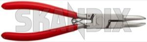 Zange, Polsterklammer  (1049163) - universal  - klammer polsterklammerwerkzeug polsterklammerzange sitzbezugklammer sitzklammer sitzpolsterklammer werkzeug zange polsterklammer Hausmarke
