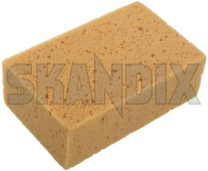 Sponge autosponge  (1050086) - universal  - sponge autosponge Own-label 100 100mm 160 160mm 55 55mm angular autosponge finepored fine pored mm soft