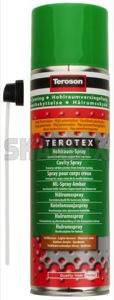 Hohlraumkonservierung 500 ml Teroson Terotex  (1050100) - universal  - hohlraumkonservierung 500ml teroson terotex hohlraumschutz hohlraumspray hohlraumversiegelung hohlraumwachs spraywachs spruehwachs wachsspray Hausmarke 500 500ml ml spraydose spruehdose teroson terotex