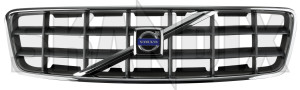 Radiator grill 8693623 (1050168) - Volvo XC70 (2001-2007) - grille radiator grill Genuine