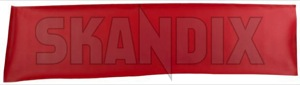 Cover, Interior panel B-pillar Kit for both sides  (1051042) - Volvo PV - cover interior panel b pillar kit for both sides cover interior panel bpillar kit for both sides Own-label bpillar b pillar both cardboard cover drivers for kit left only only  passengers red right shaped side sides without