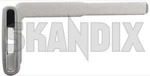 SKANDIX Shop Volvo Ersatzteile: Schlüssel Rohling 30699525