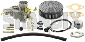 Carburettor Weber 34 ICH  (1051411) - Saab 95, 96 - carburetor carburettor weber 34 ich weber 34 choke conversion ich kit manual weber