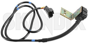 Sensor, Acceleration front left 30782311 (1051785) - Volvo S60 (-2009), S80 (-2006), V70 P26, XC70 (2001-2007) - accelerationsensor sensor acceleration front left Genuine fourc  four c  4c active button c ccd chassis for four front left strut vehicles with
