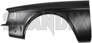 Fender front left 1382277 (1053779) - Volvo 200 - fender front left wing Genuine europe front left usa without