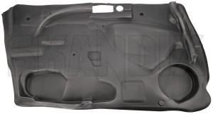 Protection paper Doorpanel front left 4602546 (1054656) - Saab 9-5 (-2010) - protection paper doorpanel front left Genuine doorpanel front left