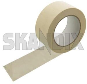 Klebeband 50 m Abklebeband  (1054692) - universal  - abklebeband klebeband 50m abklebeband krepband kreppband lackiererband malerkrepp tape tesaband Hausmarke 48 48mm 50 50m abklebeband m mm