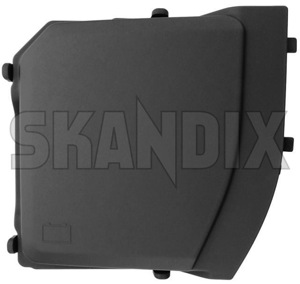 Cover, Battery box front Section 31335286 (1054739) - Volvo S60, V60, S60XC, V60XC (2011-2018), XC60 (-2017) - batteryboxcover batteryboxlid batterycasecover batterycaselid boxcover boxlid cover battery box front section lid Genuine 800ccah2 front section