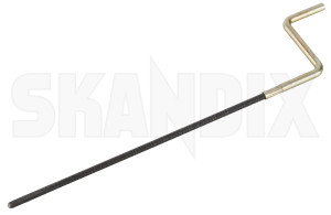 Crank, Emergency seat adjustment 3406731 (1055135) - Volvo 700, 900 - crank emergency seat adjustment Genuine adjustable electrically for seats vehicles with
