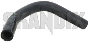 Radiator hose lower 1346495 (1055273) - Volvo 200 - brick radiator hose lower Genuine for intercooler lower turbo vehicles watercooled with