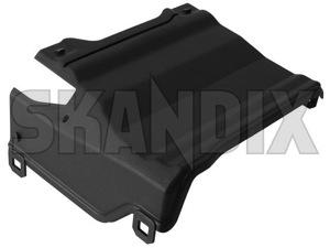 Cover, Battery box front 31294078 (1056485) - Volvo S60, V60, S60XC, V60XC (2011-2018), S80 (2007-), V60 (2011-2018), V70 XC70 (2008-), XC60 (-2017) - batteryboxcover batteryboxlid batterycasecover batterycaselid boxcover boxlid cover battery box front lid Genuine ch02 front