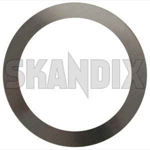 Spacer, Sensor wheel speed 2,50 mm 1209287 (1058494) - Volvo 200, 700 - spacer sensor wheel speed 2 50mm spacer sensor wheel speed 250mm Own-label 2,50 250 2 50 2,50 250mm 2 50mm abs axle differential differential  for mm rear vehicles without