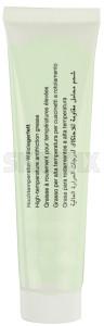 Fett für Radlager grün Hochtemperaturschmierstoff 150 g  (1058916) - universal  - achsmanschettenfett einfettung fett fuer radlager gruen hochtemperaturschmierstoff 150g fette fettung gelenkfett gleichlaufgelenkfett mehrzweckfett paste Hausmarke 150 150g fuer g gruen gruener hochtemperaturschmierstoff kugellagerfett lagerfett radlager radlagerfett tube