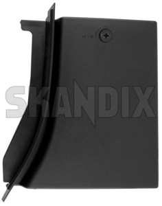 Cover, Battery box rear Section 31299228 (1059004) - Volvo XC60 (-2017) - batteryboxcover batteryboxlid batterycasecover batterycaselid boxcover boxlid cover battery box rear section lid Genuine rear section