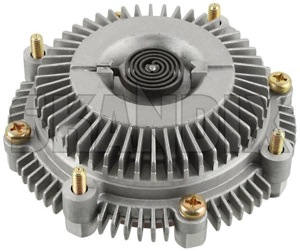 Visco clutch 1306259 (1060169) - Volvo 200, 700, 900 - fanclutches fandrives radiator fan clutches radiatorfan visco clutch viscoclutches viscous fan clutches viscous fan drives viscousclutches Own-label 122 122mm air conditioner for mm vehicles without