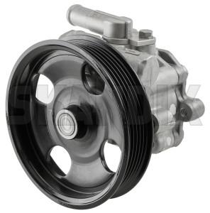 Servopumpe, Lenkung 12785127 (1060274) - Saab 9-3 (2003-) - 93 93 9 3 hydraulikpumpe lenkhydraulik lenkhydraulikpumpe lenkungspumpe pumpe servopumpe lenkung servopumpen Original