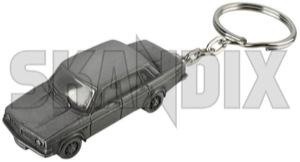 Key fob Volvo 144  (1060394) - universal  - key fob volvo 144 Own-label 144 resinaluminium resin aluminium volvo