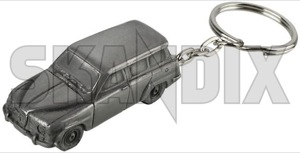 Key fob Saab 95 V4  (1060408) - universal  - key fob saab 95 v4 Own-label 95 resinaluminium resin aluminium saab v4