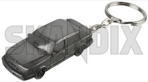Key fob Saab 9-5 (-10) Sedan  (1060414) - universal  - key fob saab 9 5  10 sedan key fob saab 95 10 sedan Own-label 10  10  9 5 95 9 5 resinaluminium resin aluminium saab sedan