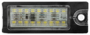 GENUINE VOLVO V70 XC70 XC90 NUMBER PLATE LIGHT BULB HOLDERS 9483494