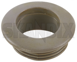 Grommet, Lock button Door 39978890 (1061425) - Volvo S60 (-2009), S80 (-2006), V70 P26, XC70 (2001-2007), XC90 (-2014) - bushings door lock pins door pin grommet lock button door lock button lock knob locking knob rosette trim rings Own-label 8x9x 9x8x arena ax8x bx8x cf3l cf90 ch0l cx8x oak vor3