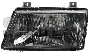Hauptscheinwerfer links 32019416 (1063126) - Saab 900 (-1993) - 900 900i frontscheinwerfer hauptscheinwerfer links klarglas scheinwerfer saab select - orio fahrzeuge fuer integriert leuchtweitenregulierung leuchtweiteregelung linke linker links linksseitig mit ohne rechtsverkehr seite