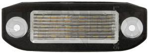 Kennzeichenleuchte  (1063562) - Volvo V70 XC70 (2008-) - cross country estate kennzeichenbeleuchtung kennzeichenlampe kennzeichenleuchte kennzeichenleuchten kombi nummernschildbeleuchtung nummernschildbeleuchtungen nummernschildlampe nummernschildlampen nummernschildleuchte nummernschildleuchten v70 v70iii v70xc wagon xc xc70 Hausmarke 18 18leuchtmittel dichtung gluehbirne gluehlampe led leuchtdiode leuchtmittel mit