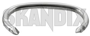 Upholstery cramp 6616858 (1064918) - Saab 9-5 (2010-) - bracket nail seat upholstery cramp Genuine