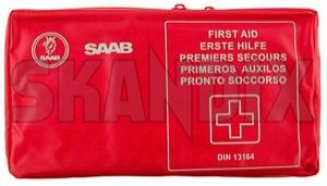First aid kit 32000519 (1064952) - Saab universal - bandage boxes first aid kit Genuine 13164