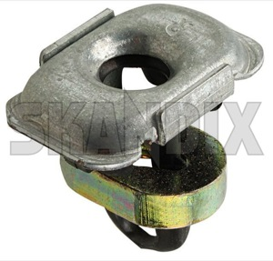 Cage nut Fender Front section 30550323 (1065745) - Saab 9000 - bucket nut cage nut fender front section square nut Genuine fender front section wing
