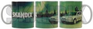 Tasse Volvo V70 II  (1066630) - Volvo universal - kaffeebecher kaffeetasse sammeltasse tasse volvo v70 ii trinkbecher trinktasse Hausmarke bodenaufdruck einzelkarton ii inkl inkl  ohne porzellan sichtfenster v70 volvo