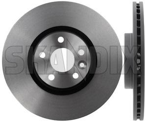 Genuine Volvo Brake Disc 31423305