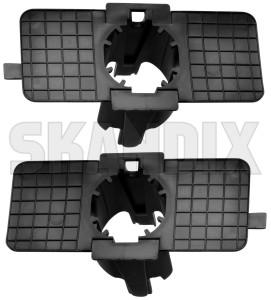 Holder, Sensor Parking assistant front outer Kit 31399381 (1067659) - Volvo XC60 (-2017) - holder sensor parking assistant front outer kit Genuine except for front kit model outer rdesign r design