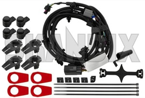 Parking assistance rear 31373091 (1067843) - Volvo S60 V60 (2011-2018) - park distance control parking aid parking assistance rear pdc Genuine for rdesign r design rear vehicles with without