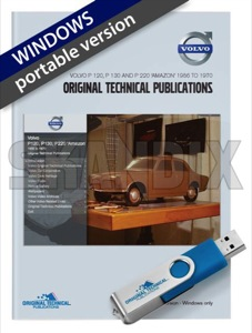 Digital workshop manual / parts catalog Volvo 121 TP-51950USB Multi-User  (1067920) - Volvo 120 130 220 - book catalogue digital workshop manual  parts catalog volvo 121 tp 51950usb multi user digital workshop manual parts catalog volvo 121 tp51950usb multiuser ebook manual Own-label 121 catalog drawings drive english explosive french genuine german greenbooks how italian manual multiuser multi user only original otp parts publications repair spanish spare swedish technical to tp51950usb tp 51950usb usb usbstick usb stick usbdrive volvo windows workshop