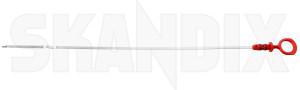 Oil dipstick 8699543 (1068027) - Volvo S60 (-2009), S80 (-2006), V70 P26, XC70 (2001-2007), XC90 (-2014) - oil dipstick Own-label