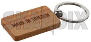 Key fob Made in Sweden  (1068254) - universal  - key fob made in sweden key sleeve Own-label 32 32mm 53 53mm in made mm sweden wood