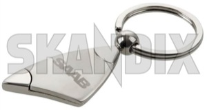 Key fob SAAB  (1068297) - universal  - key fob saab key sleeve Own-label 29 29mm 48 48mm metal mm saab