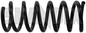 Fahrwerksfeder Hinterachse verstärkt  (1068329) - Volvo V70 (2008-) - achsfeder estate fahrwerksfeder hinterachse verstaerkt fahrwerksfedern feder federn kombi schraubenfeder v70 v70iii wagon Hausmarke aktives fahrwerk fahrzeuge fuer hinten hinterachse hinterer niveauregulierung ohne verstaerkt