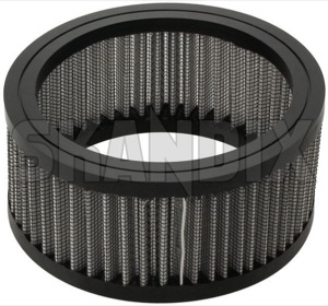 Performance Air filter tall Dual carburettor SU HS6  (1068455) - Volvo 120 130 220, 140, P1800, PV P210 - 1800e airfilters p1800e performance air filter tall dual carburettor su hs6 sports Own-label 6 carburetor carburettor double dual elements filterelements high hs hs6 insert stage su tall twin two twostage