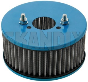 Performance Air filter tall Dual carburettor SU HS6  (1068479) - Volvo 120 130 220, 140, P1800, PV P210 - 1800e airfilters p1800e performance air filter tall dual carburettor su hs6 sports Own-label 6 carburetor carburettor double dual high hs hs6 stage su tall twin two twostage