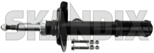Shock absorber Front axle Gas pressure  (1068735) - Volvo 900, S90 V90 (-1998) - shock absorber front axle gas pressure Own-label axle front gas in only pairs pressure strut suspension