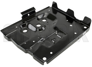 Battery holder right 1316401 (1068765) - Volvo 700 - accumulator acumulator battery holder right Genuine right