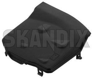 Cover, Battery box front Section 31265958 (1069860) - Volvo S80 (2007-) - batteryboxcover batteryboxlid batterycasecover batterycaselid boxcover boxlid cover battery box front section lid Genuine front section