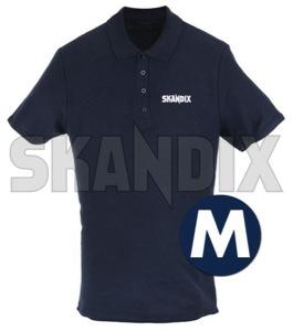 Polo Shirt SKANDIX Logo M  (1070634) - universal  - polo shirt skandix logo m polohemd poloshirt poloshirt  polo shirt shirt Hausmarke 1/2 12 1 2 aermellaenge bestickt blau blauer damen dunkelblau dunkelblauer logo m skandix tshirt t shirt