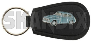 Key fob Volvo PV544 blue  (1071083) - universal  - key fob volvo pv544 blue Own-label 40 40mm 65 65mm blue metal mm pv544 vinyl volvo